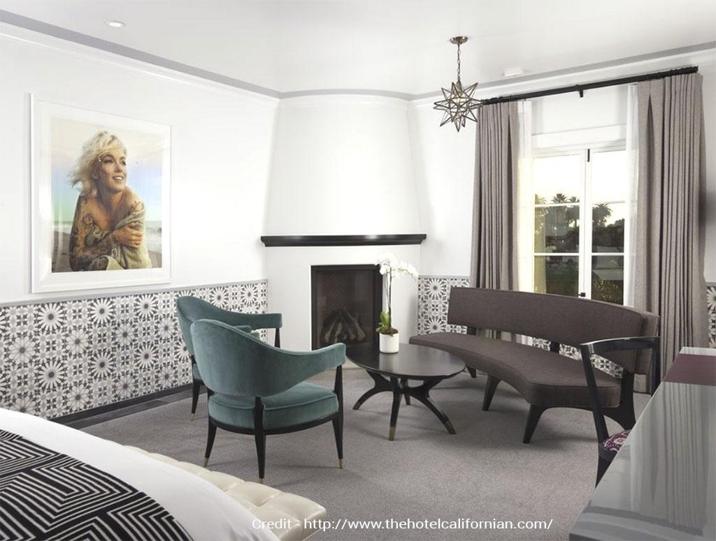 Marylin Hotel Californian Santa Barbara