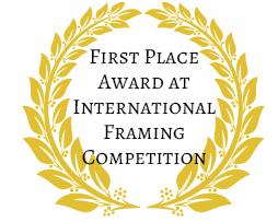International award winner