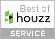 Demonstrates exceptional service for Houzz customers